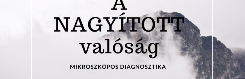 A nagyított valóság – Mikroszkópos diagnosztika
